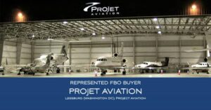 FBO Sale for Projet Aviation