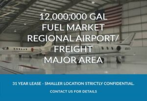 FBO for sale - Smaller