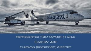 FBO Sales - Emery Air