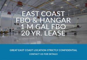 FBO for sale - East Coast