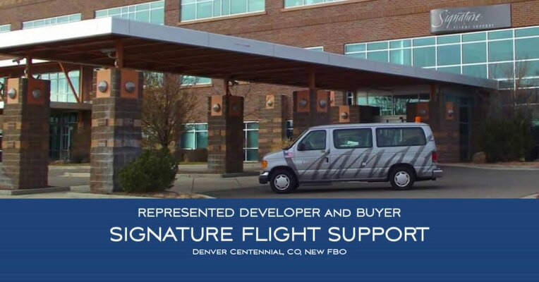 FBO Sales - Signature Flight Support