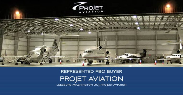 FBO Sales Consultant for Project Aviation