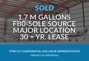 FBO for sale - Major location