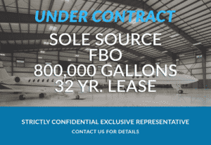 FBO for sale under contract