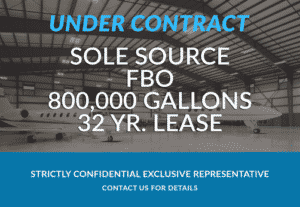 FBO for sale - under contract