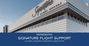 FBO Sale - Signature Flight Support